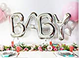 #3: PARTY PROPZ BABY SHOWER (SILVER FOIL BALLOON 18