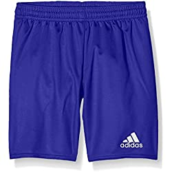 adidas Boys Men's Parma 16 WB Shorts, Bold Blue/White, 5-6 Years (Manufacturer Size: 116)