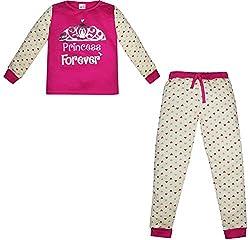FS Mini Klub Girls' Night suit 9-10 Years (84675KBB-BEETROOT PURPLE10Y_4)