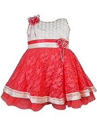 Jennygrace Baby Girl's Party Wear Frock Dress JGG-146