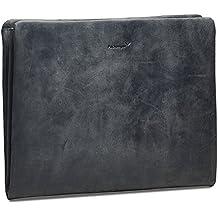 Packenger Business Uni Leder Sleeve Notebooktasche oder Tablettasche aus Rindsleder Adam in verschiedenen Farben