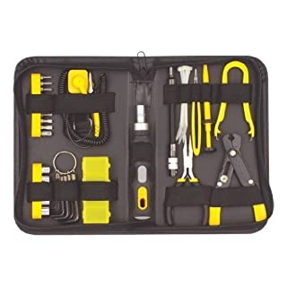 43 Piece Computer PC Repair Maintenance Electronics Electricians Tool Kit Set (B008OQUCOG) | Amazon price tracker / tracking, Amazon price history charts, Amazon price watches, Amazon price drop alerts