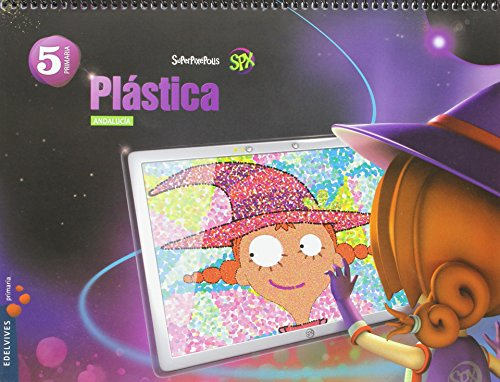 Plástica 5º primaria (andalucía) (superpixépolis)