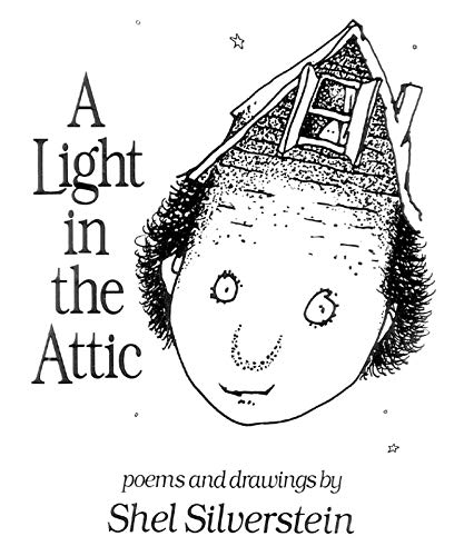 A Light in the Attic - Shel Silverstein Deutsch