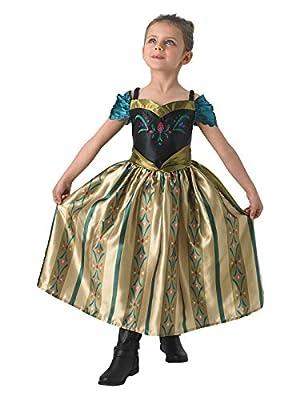 Anna Disfraz Para Niños-Frozen-La Reina De Hielo de Rubies
