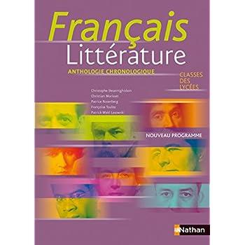 Français Littérature