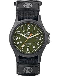 Timex Expedition TW4B00100 - Reloj de Pulsera para Hombre, Correa de Nailon, Color Negro