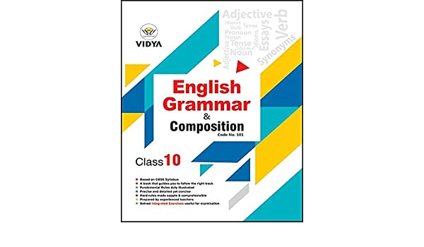 Amazon in: Buy CBSE Board English Grammar and Composition Text Book