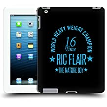 Official WWE 16 Times Ric Flair Hard Back Case for iPad 3 / iPad 4