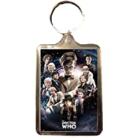 Doctor Who - Keyring (11 Doctors)