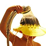 Switchali - Tapa protectora ajustable contra champú durante el baño,...
