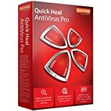 Quick Heal Antivirus Pro Latest Version - 1 PC, 1 Year (CD/DVD)