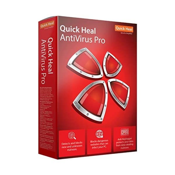 Quick Heal Antivirus Pro Latest Version