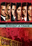 Without A Trace Season 6 [DVD]