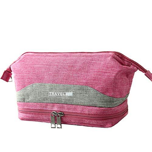 Kleine Makeup Tasche für Damen,Make up kosmetische Reisetaschen Wash Bag - stabile Kosmetiktasche aus wasserdichten Materialien als Taschen Organizer