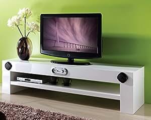 Meuble tv model ELSA(blanc)