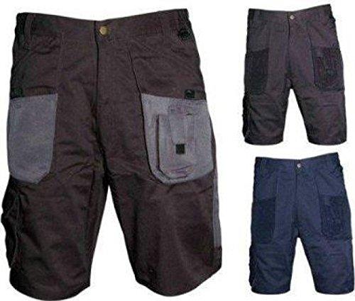Black Rock -  Pantaloncini sportivi  - Uomo Nero - Nero
