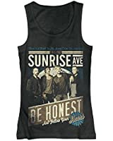 SUNRISE AVENUE - Be Honest - GIRLIE - Tank Top - Shirt