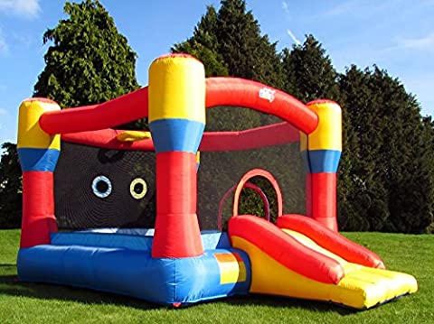BeBop12ft ClassicInflatableBouncy Castle and