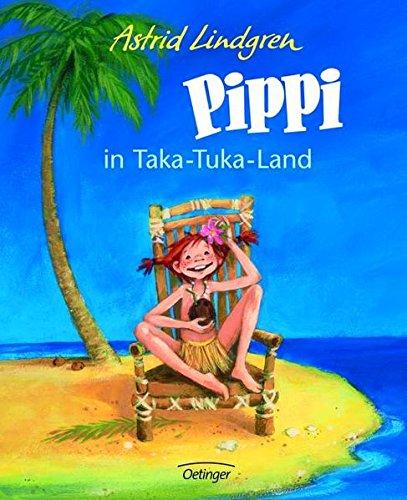 Pippi in Taka-Tuka-Land: farbig: Alle Infos bei Amazon