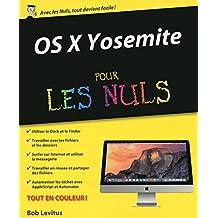OS X Yosemite pour les Nuls