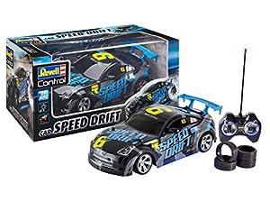 Revell- Car Speed Drift Juguetes a Control Remoto, (24483)