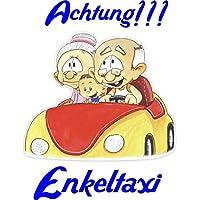 16 cm Hoffis Premium Babyaufkleber mit Name//Wunschtext Baby Kinder Autoaufkleber - Farbe und Schriftart w/ählbar Motiv 1274