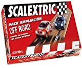 Scalextric Original - Pack Ampliación Off-Road para circuitos (8870)