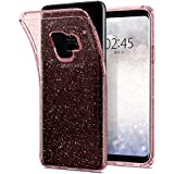 Spigen Liquid Crystal Glitter Case For Samsung Galaxy S9 - Rose Quart 592CS22832