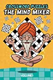 Crossword Puzzles: The Mind Mixer Volume 1