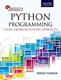 #6: Python Programming: Using Problem Solving Approach
