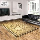 Orient-Teppich Marrakesh   Stilvoll Orientalisch Fürs Wohnzimmer, Schlafzimmer, Kinderzimmer   Schadstoffgeprüft, Allergikergeeignet (Beige, 240 x 340 cm)