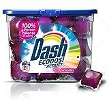 Dash Vollwaschmittel für Waschmaschine, speichert Farbe–735G 21ist