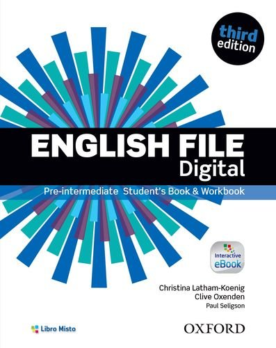 English File Digital A2/B1
