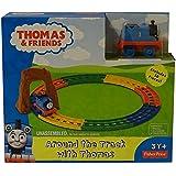 Thomas & seine Freunden Um die Gleise herum mit Thomas Mini-Zug-Set