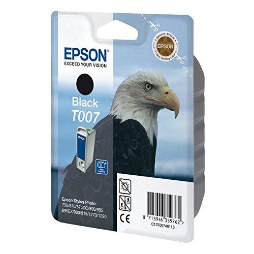 Epson T007 Cartouche d'encre d'origine Noir