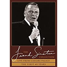 Live From Caesars Palace + The First 40 Years - The Frank Sinatra Collection