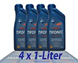 4x 1 L LITER ARAL HIGHTRONIC HIGH TRONIC 5W-40 MOTOR-ÖL MOTOREN-ÖL 31736719