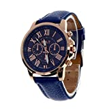 Bolt Analog Blue Dial Women's Watch - sr...
