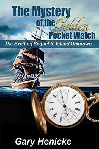 Mystery of the Golden Pocket Watch (Watch Pocket Black)