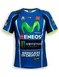 Movistar Yamaha Factory Racing Camiseta Valentino Rossi 2018 Yamaha Réplica XL