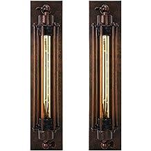 300/mm lbbdb Vintage Edison-Birne T300/ E27/220/V Tube Leuchtmittel dimmbar 60w