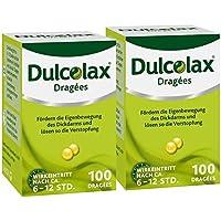 Sparset Dulcolax 2 x 100 Dragees Dose preisvergleich bei billige-tabletten.eu