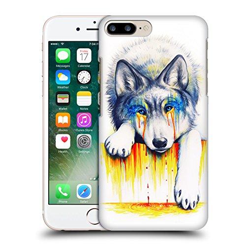 Ufficiale Jonas jojoesart Jödicke Lupo Galassia Animali Selvatici Cover Retro Rigida per Apple iPhone 6 / 6s Affogare Nelle Lacrime