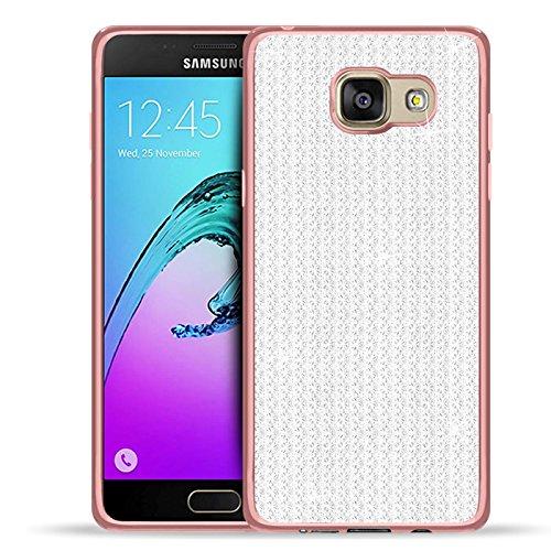 Samsung Galaxy A5 2016 Glitzer Hülle, Conie Silikonhülle [Glitter Series], Ultradünn hüllen Cover Schutz Tasche Premium Case für Galaxy A5 2016 TPU Style, Samsung Galaxy A5 2016 5,2 Zoll