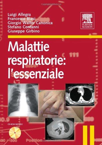 malattie-respiratorie-lessenziale-con-cd-rom