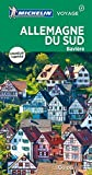 Guide Vert Allemagne du Sud : Bavière Michelin
