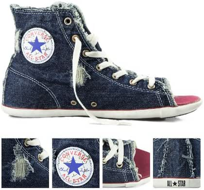 Converse 'All Stars Open Toe' LIMITED
