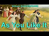 As You Like It (Annotated) (English Edition)