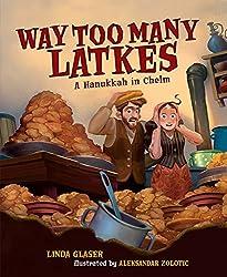 Way Too Many Latkes